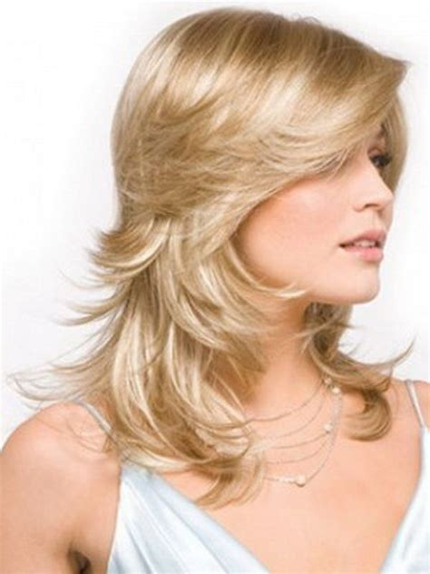 feathered hair styles with bangs feathered haircuts for long hair hair style and color