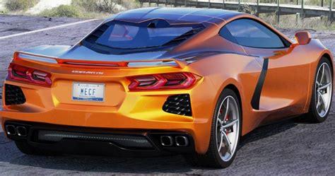 New Chevrolet Corvette 2020 by New 2020 Corvette C8 Renderings Might Be Onto Something