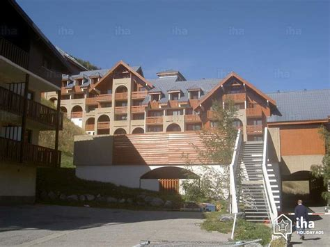 deux alpes appartamenti appartamento in affitto a les deux alpes iha 75053