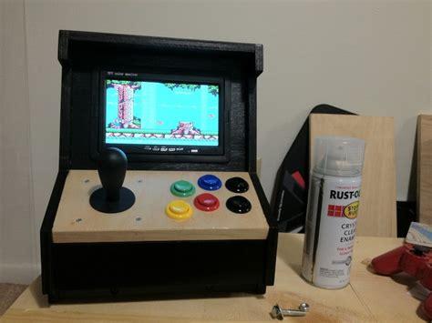 Mini Arcade Cabinet Kit by Mini Arcade Cabinet Kit Manicinthecity