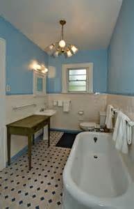 Old fashioned black and white tile bathrooms likewise 1910 house floor