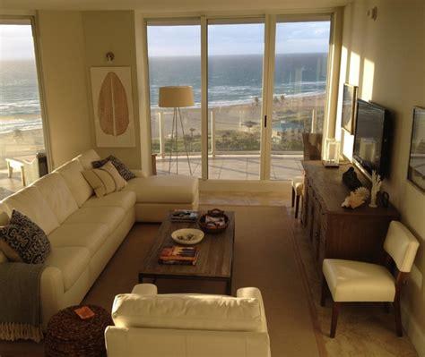 Florida Condo Living Room   Contemporary   Living Room