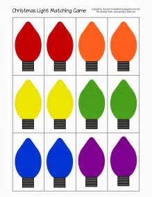 christmas light template printable search results