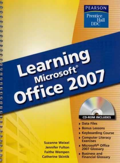 learning microsoft excel book books on learning and intelligence covers 400 449