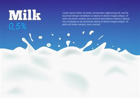 design milk background free tasty milk vector download free vector art stock