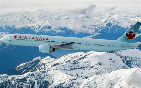 flight review air canada flying business class