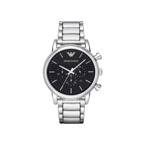 Emporio Armani Classic Ar1894 emporio armani mens classic ar1894 mens watches from the corp uk