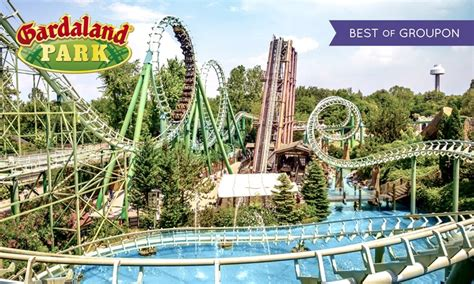 ingressi a gardaland o ingresso combinato con sealife