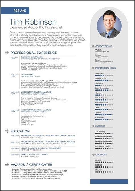 types of resumes resume format tips