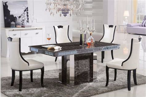 lighting rectangular granite dining table 10 dining tables