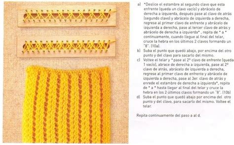 different stitches on knitting loom 515 best images about loom knitting stitches tips on