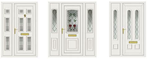 Upvc Front Door Panels Upvc Front Door And Side Panels