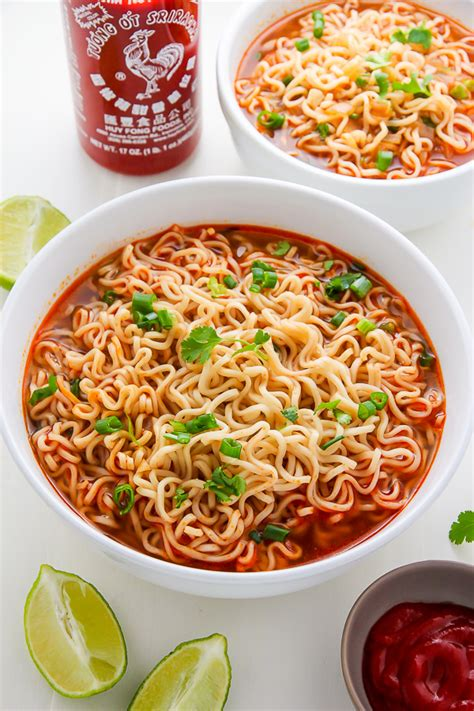image gallery made ramen noodles soup