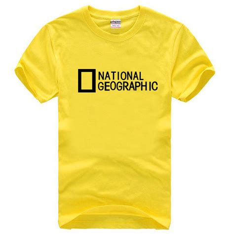 T Shirt Nat Geo Adventure High Quality 1 discovery expedition reviews shopping discovery expedition reviews on aliexpress