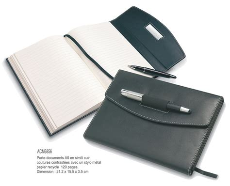 Articles De Bureau Bloc Notes Objets Promotionnels Aic Article De Bureau