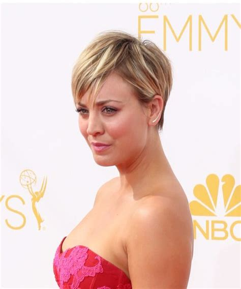 kaley cuoco sweeting responds to feminist controversy kaley cuoco short straight casual hairstyle medium