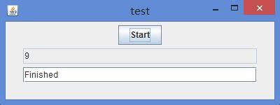java swing timer exle java swing timer synchronization stack overflow