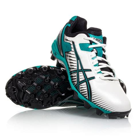 football shoes australia asics lethal 15 mens football boots white black
