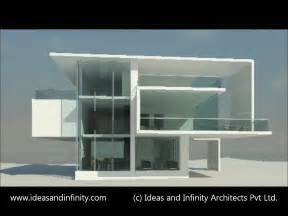 House Plans Split Level beach house oceanfront home modern architecture youtube