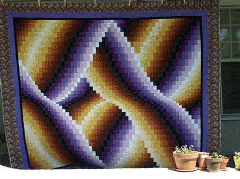 How To Make A Bargello Quilt by Bargello Quilt Uses And Patterns Stitch