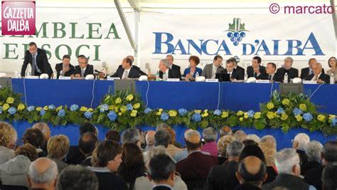 Banca D Lba by 45 Mila Soci Per Banca D Alba Il Credito Cooperativo Con
