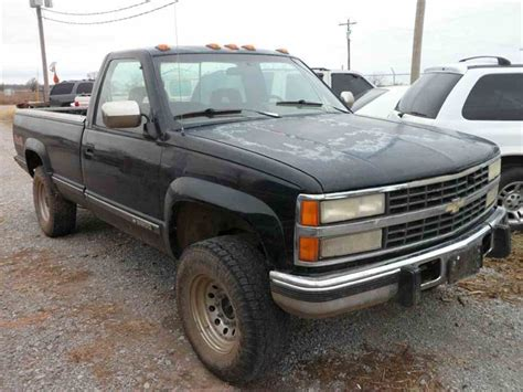 automobile air conditioning service 1993 chevrolet 3500 spare 1993 chevrolet c k 3500 for sale classiccars com cc 645330
