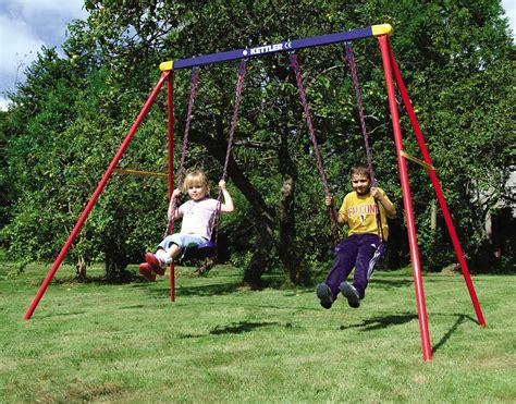 Deluxe Double Swing Set 8373 700