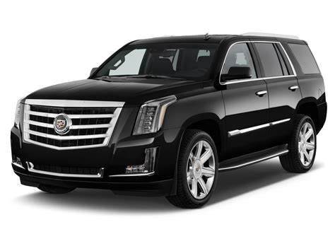 The Black Cadillacs by Black Cadillac Escalade 2016