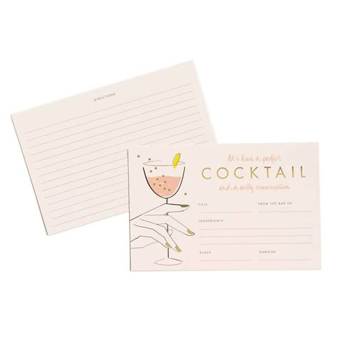 french 75 recipe card 100 french 75 recipe card jewel silver stemless