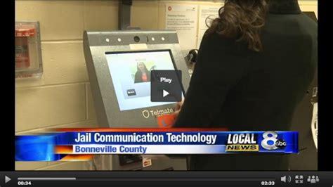 Bonneville County Arrest Records Telmate Bonneville County Adopts Telmate Communication Technology