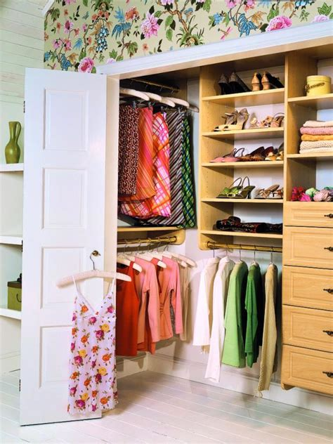 California Closet Company by 10 Stylish Reach In Closets Hgtv