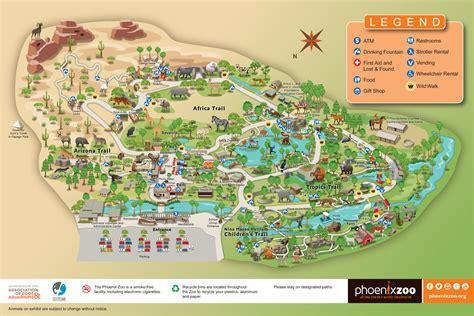 Zoologischer Garten Map by Printable Zoo Maps Www Pixshark Images Galleries