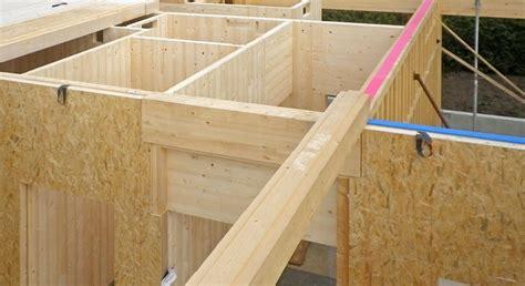 ladari di legno composito biobased per costruzioni in legno