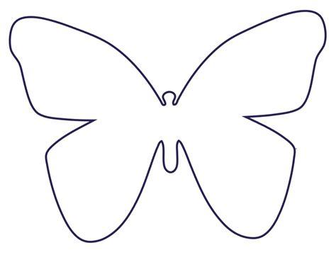 Vorlagen Schmetterling by Druckvorlage Schnittmuster Schmetterlinge Basteln