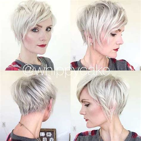 360 view of pixie haircuts with long bangs 15 shaggy pixie cuts short hairstyles 2017 2018 most