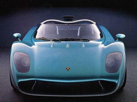 Lamborghini Zagato Raptor 1996 Zagato Raptor Concept Supercars Net