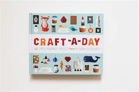 Sew Can Do Craft A Day 365 Simple Handmade Crafts Book - craft a day 365 simple handmade projects sah rah