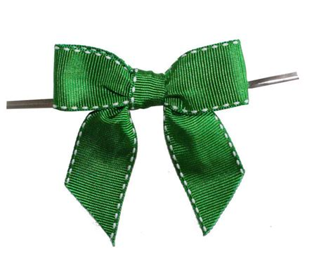 decorative ribbon decorative ribbon bow tie for wedding with grosgrain