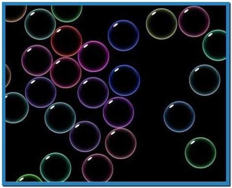 microsoft bubbles screensaver