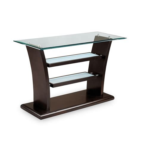 Sofa Tables by Bell Aer Sofa Table Merlot American Signature Furniture