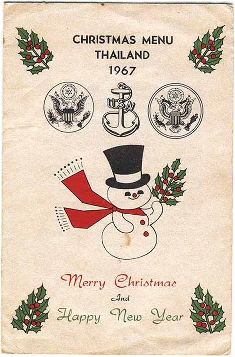 new year date in 1967 ubon rtafb day card and commander s message