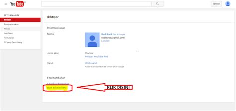 keuntungan membuat youtube channel tubagus purworusmiardi blog berbuat lebih baik