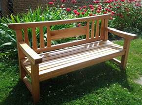 light woodworking unplugged japanese garden bench