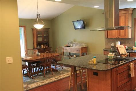 kitchen dining room remodel project of the month dining room and kitchen remodel