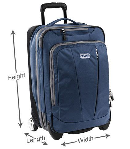 cabin baggage measurements airline luggage restrictions how to measure luggage