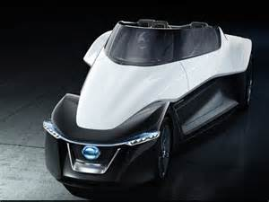 Future Electric Vehicles 2015 Nissan Electric Car 2015 Nissan Bladeglider Sports Car