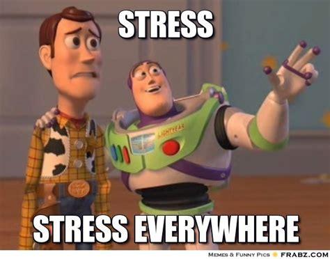 Stress Meme - stress management healthyheels