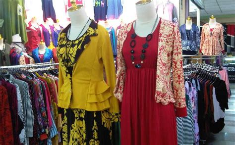 Gamis Pria Thamrin City pusat busana muslimah tanah abang baju muslim