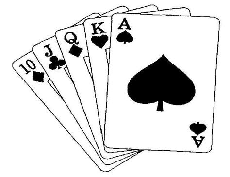 Deck Of Cards Clipart Many Interesting Cliparts