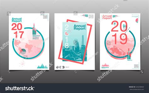 annual report 201720182019future business template layout